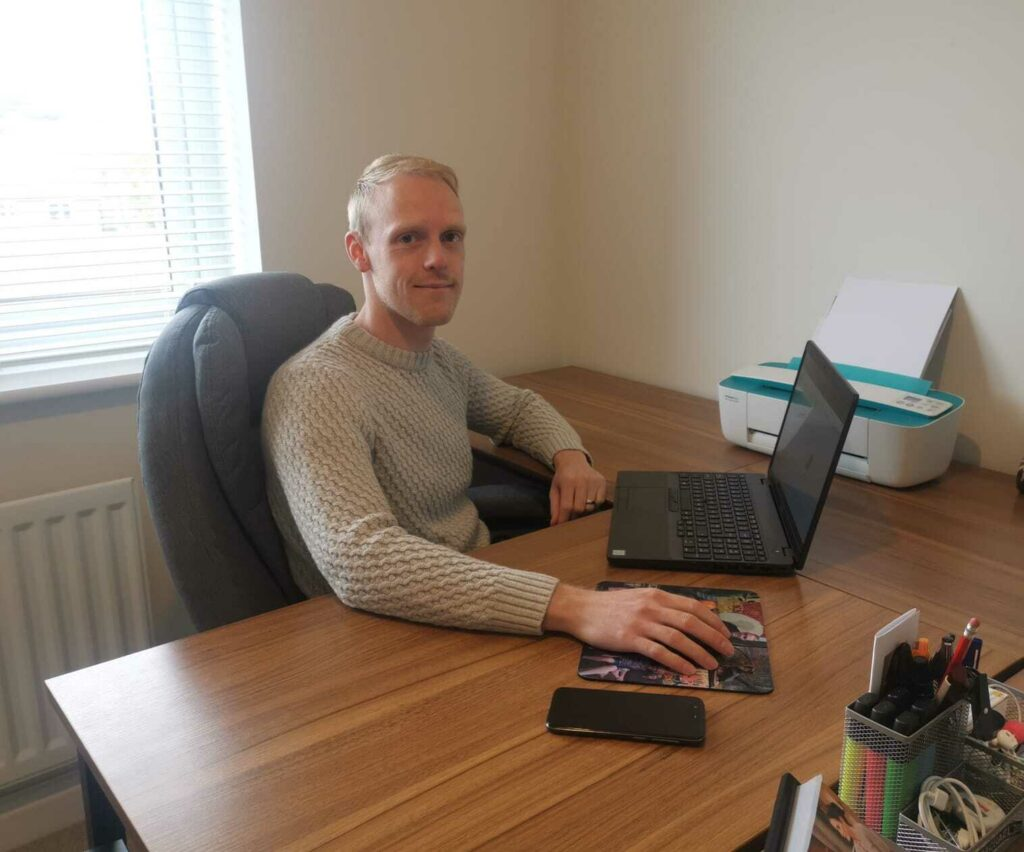 Photo of Dean Edwards, Senior Product Specialist